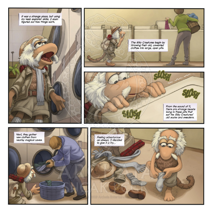 Fraggle Rock Vol. 2 #3 Preview_PG4