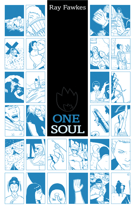 ONE SOUL - 4x6 COVER