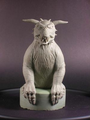 gozer-sculpt