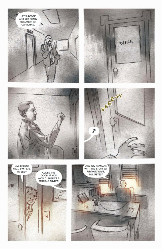SPONT #4 PREVIEW PG 5