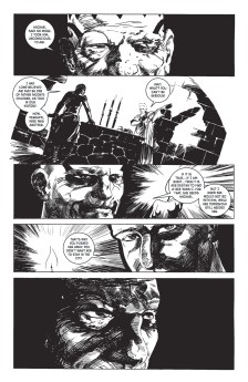 Wasteland #31 Preview pg 3