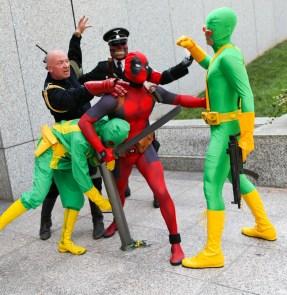 Deadpool v Hydra edit