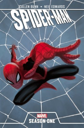 SpiderMan_SeasonOne_Cover