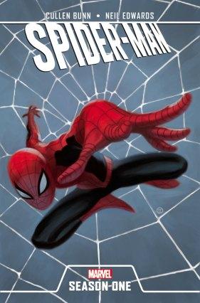 SpiderMan_SeasonOne_Cover
