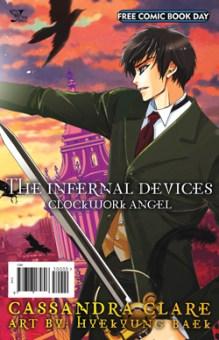 Yen Press FCBD12_CLOCKWORK ANGEL