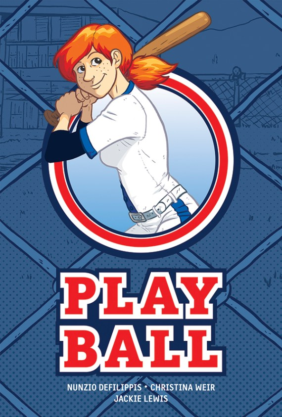 PLAY BALL COVER