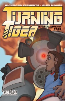 Turning Tiger Cover