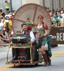 2012 Parade Time Machine