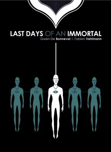 Last Days of an Immortal Cover