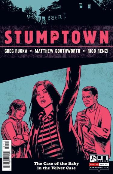 STUMPTOWN2 #3 4x6 COMP SOLICIT COVER