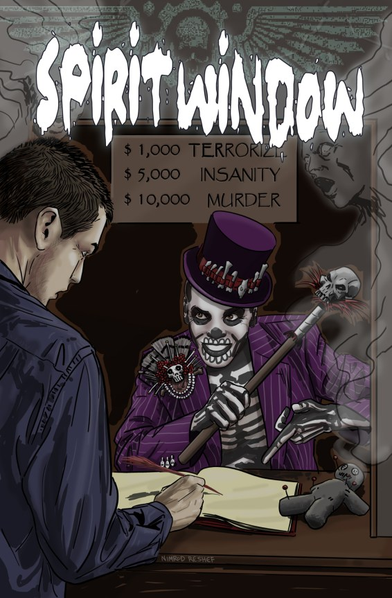 SpiritWindow-FrontCover