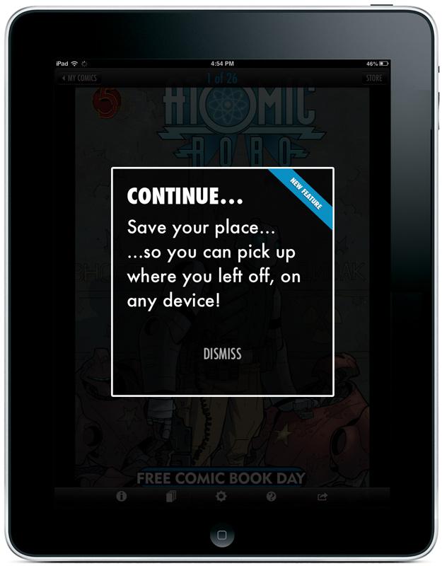 comiXology_Continue_iPad