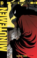 Before Watchmen Minutemen_6_cover