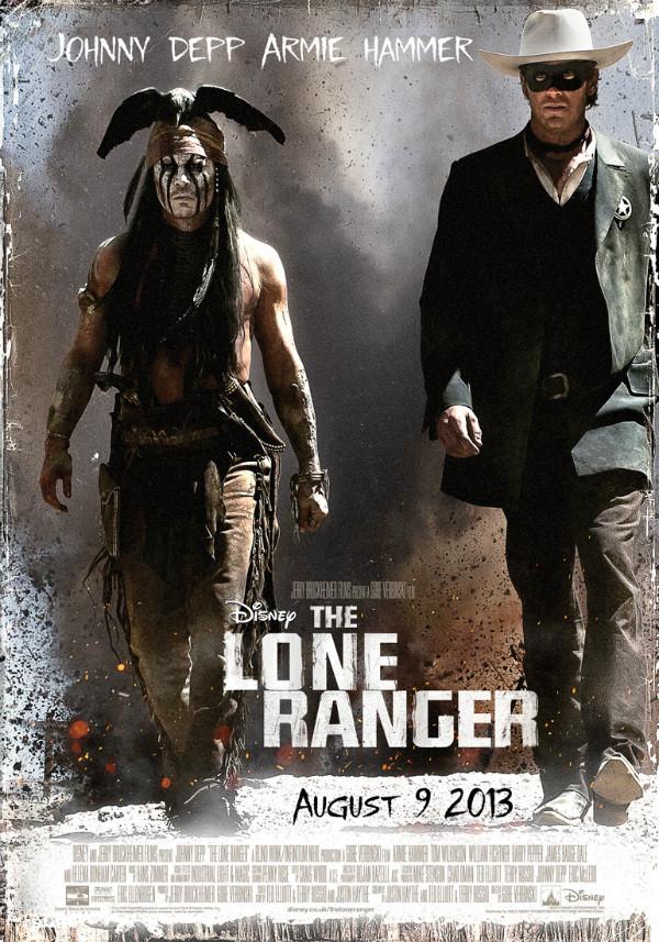 LoneRangerPoster