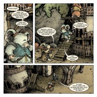 Mouse Guard Black Axe 6 Preview-PG2