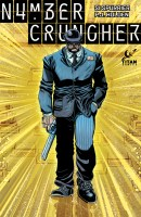 Numbercruncher #1 cover