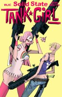 Solid State Tank Girl #3