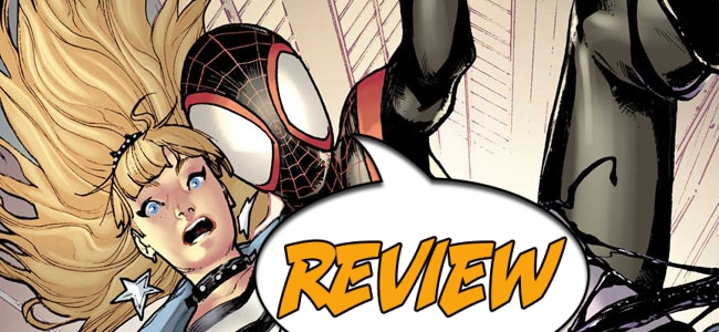 Ultimate Comics Spider-Man 21 Featured