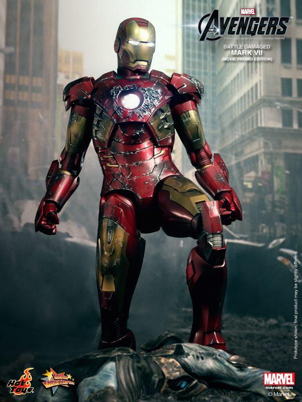 The-Avengers-Battle-Damaged-Mark-VII-Movie-Promo-Edition-5