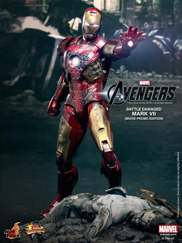 The-Avengers-Battle-Damaged-Mark-VII-Movie-Promo-Edition-8