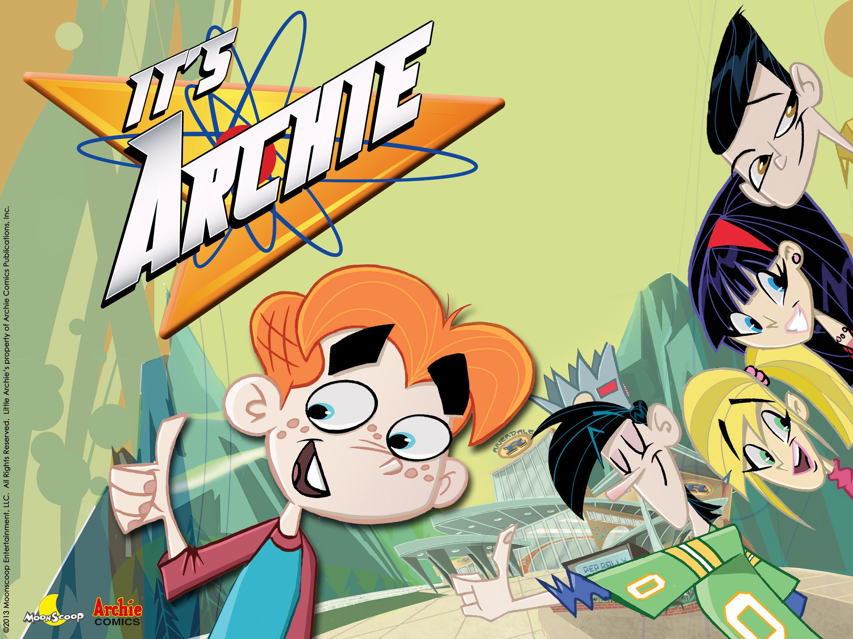 Archie comics archie comics sneak peek of the week major spoilers - Archie_composition Archie_classhall Archie_werewolf Archie_school The World Renowned Archie Comics Published Since