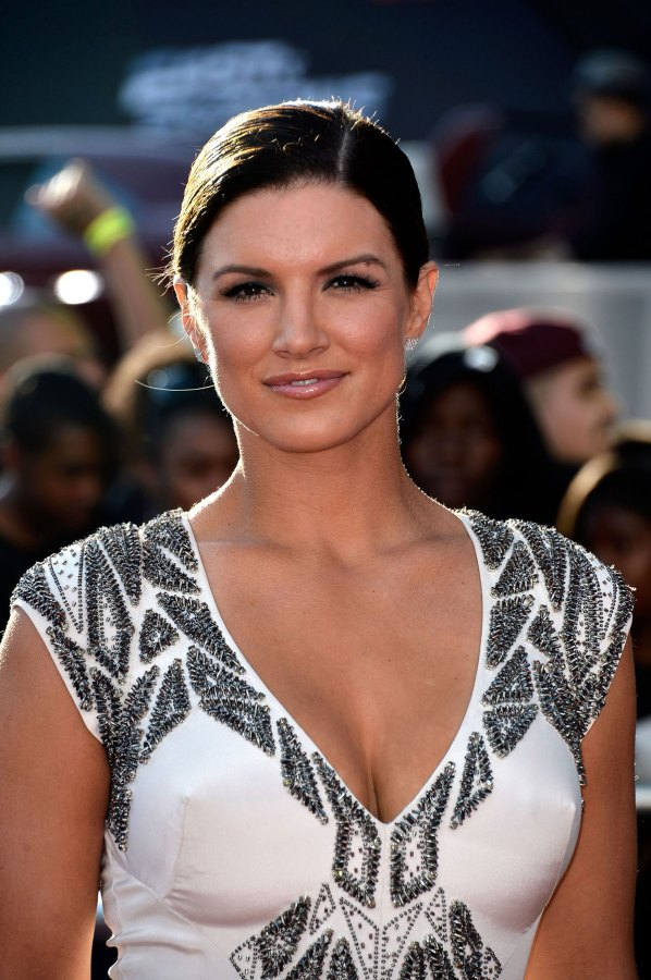 GINA CARANO at the Fast & Furious 6 Premiere