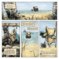 Mouse Guard V3 The Black Axe Preview-PG1