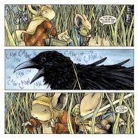 Mouse Guard V3 The Black Axe Preview-PG11