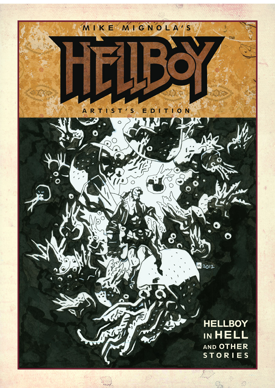 hellboy artists edition