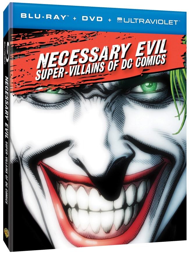 Necessary Evil-SuperVillains of DC Comics