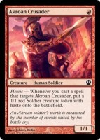 Theros_AkroanCrusader