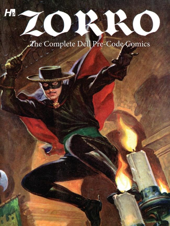 Zorro Pre-Code cvr PR
