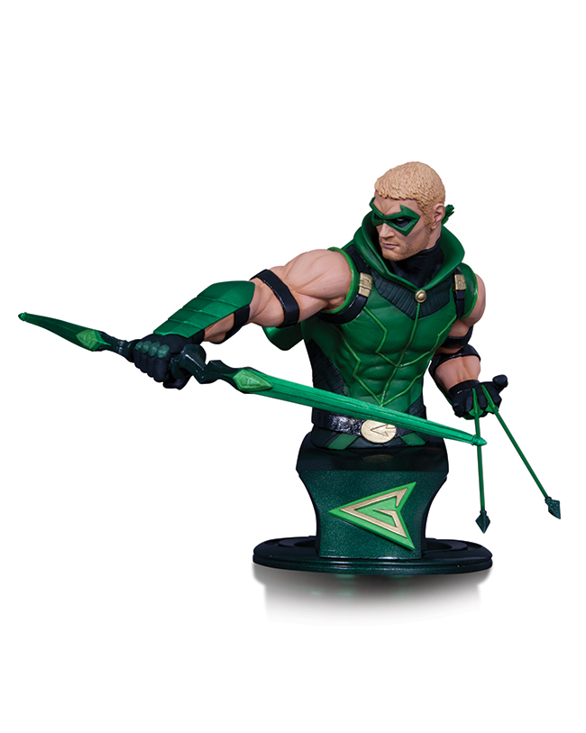 DCComics_GreenArrow_Bust