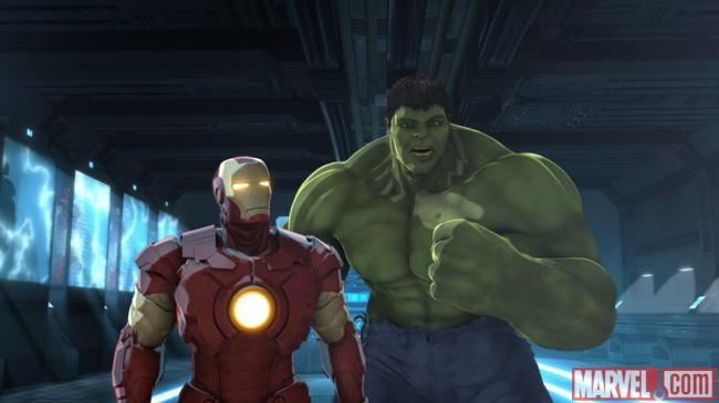 Hulk and Iron Man Heroes United_04
