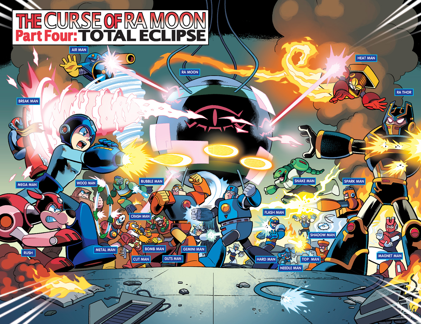 Archie comics archie comics sneak peek of the week major spoilers - Mega Man 32 Is 32 Pages In Length And Has A 2 99 Cover Price Via Archie Comics