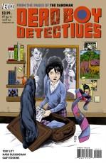 Dead Boy Detectives cover