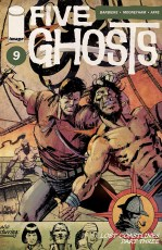 FiveGhosts09-cover