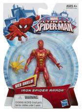 ULTIMATE-SPIDER-MAN-ALL-STARS-IRON-SPIDER-ARMOR-In-Pack-A3972