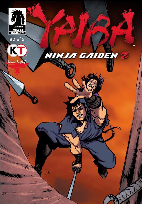 YAIBA 2 COVER
