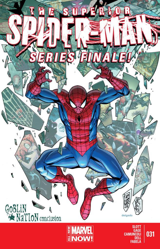 superior spiderman 31 review major spoilers comics