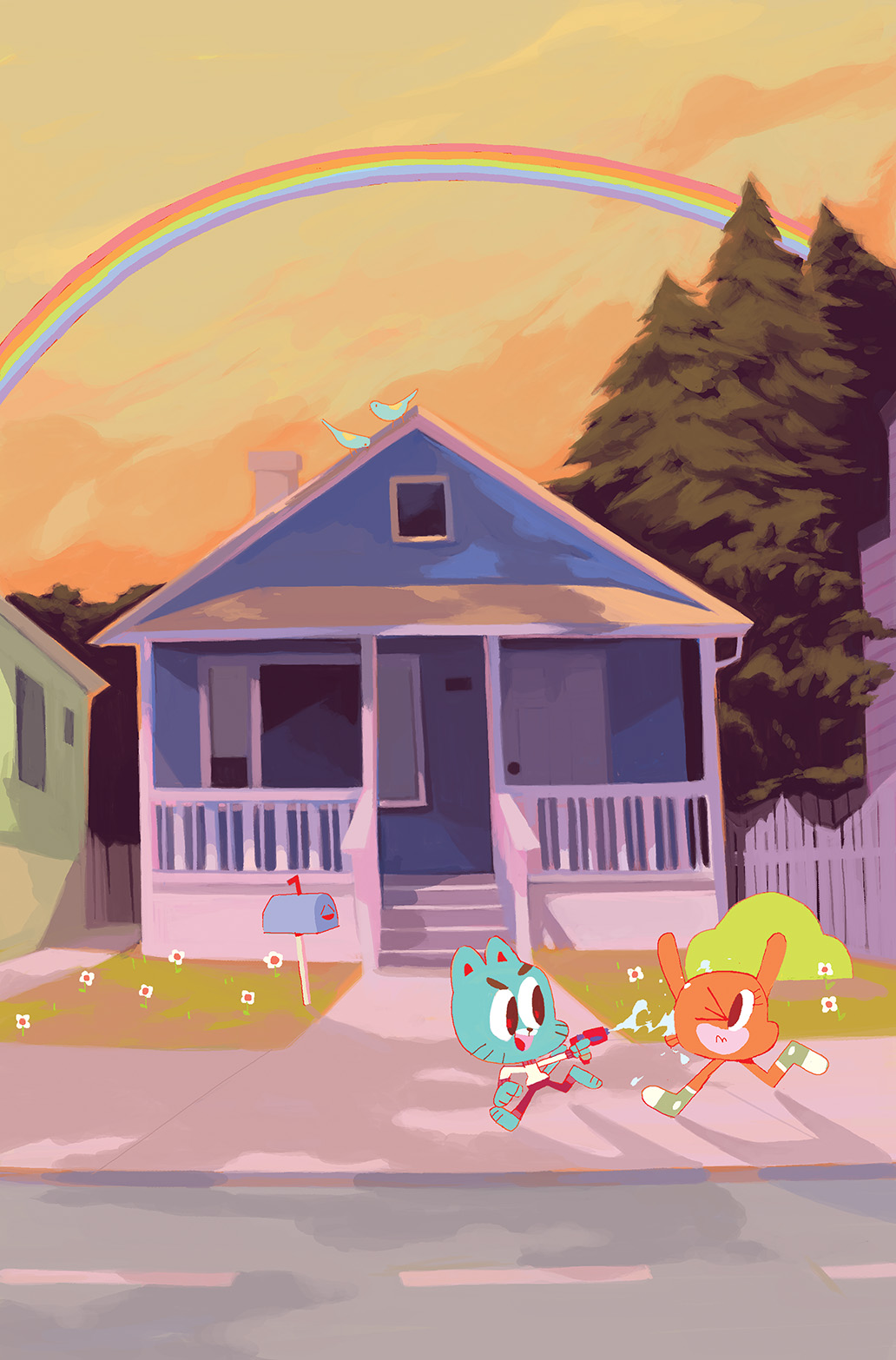 'The Amazing World Of Gumball' Joins KaBOOM! In June
