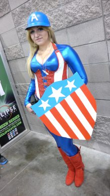 Lady-Cap