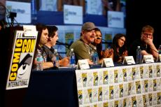 Adventure Time Panel at SDCC14_8