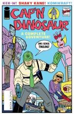 CapnDinosaur#1Cover