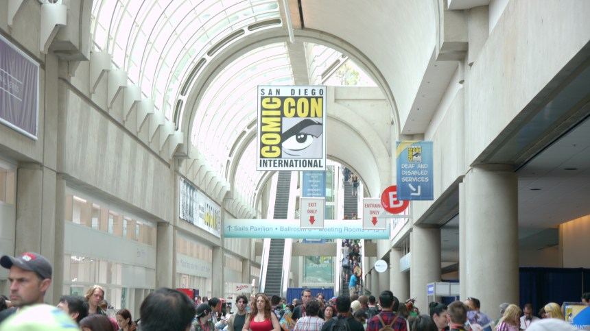 San Diego Comic Con - Major Spoilers