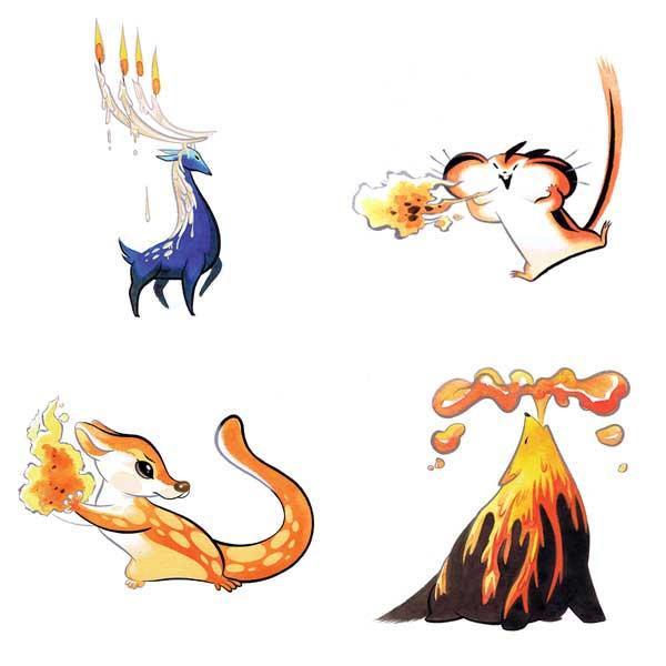 fireanimals