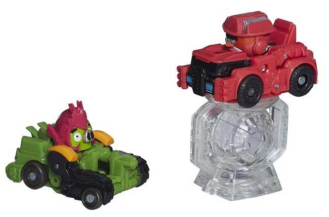 ANGRY-BIRDS-TRANSFORMERS-TELEPODS-BATTLE-PACKS-Sentinel-Prime-Bird-vs.-Deceptihog-Bludgeon-A8462-vehicles