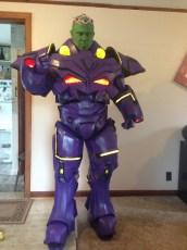 fraley brainiac full suit