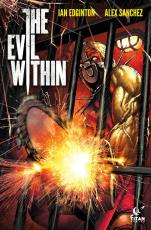 EVIL WITHIN #3 COVER