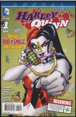 Harley Quinn Annual_cover